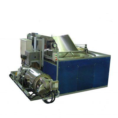 熱交換式油揚機